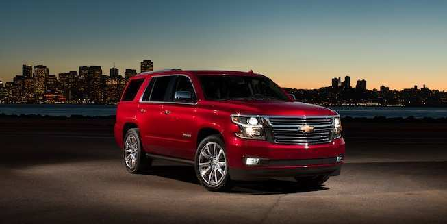 89 The 2019 Chevrolet Tahoe Photos for 2019 Chevrolet Tahoe
