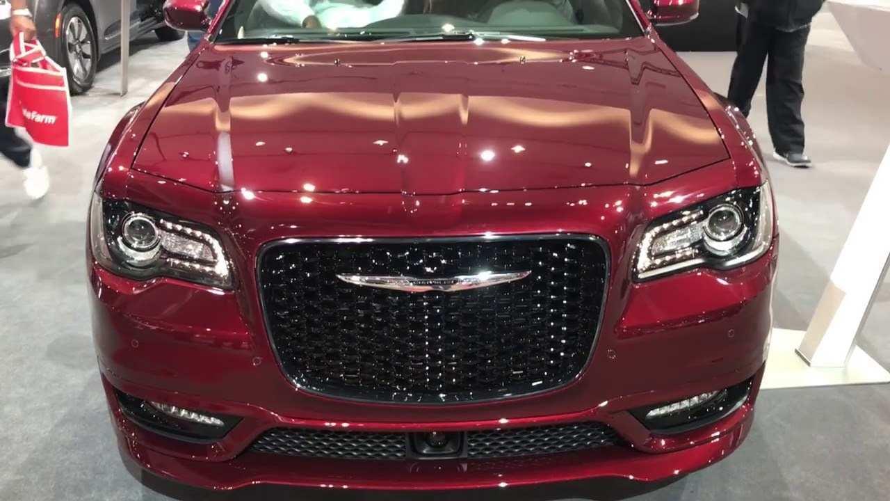 89 The 2019 Chrysler 300 Interior Spy Shoot for 2019 Chrysler 300 Interior