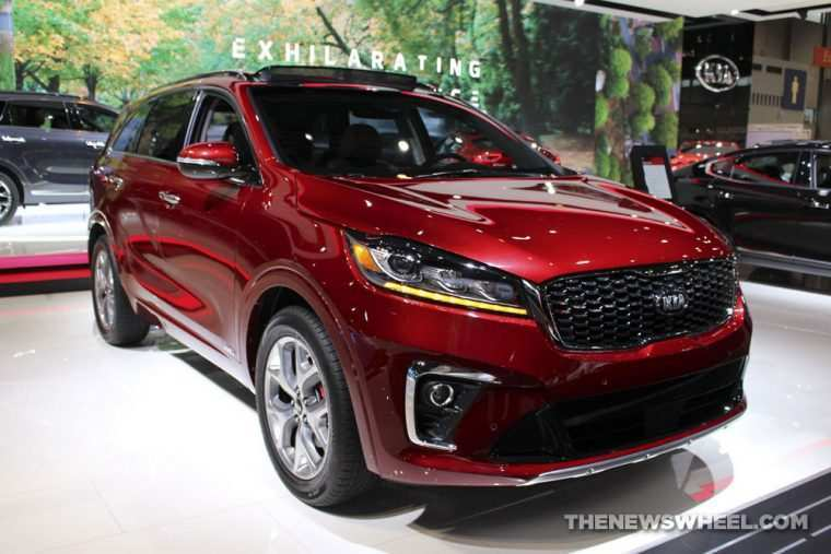 89 The 2019 Kia Sorento Price Specs by 2019 Kia Sorento Price