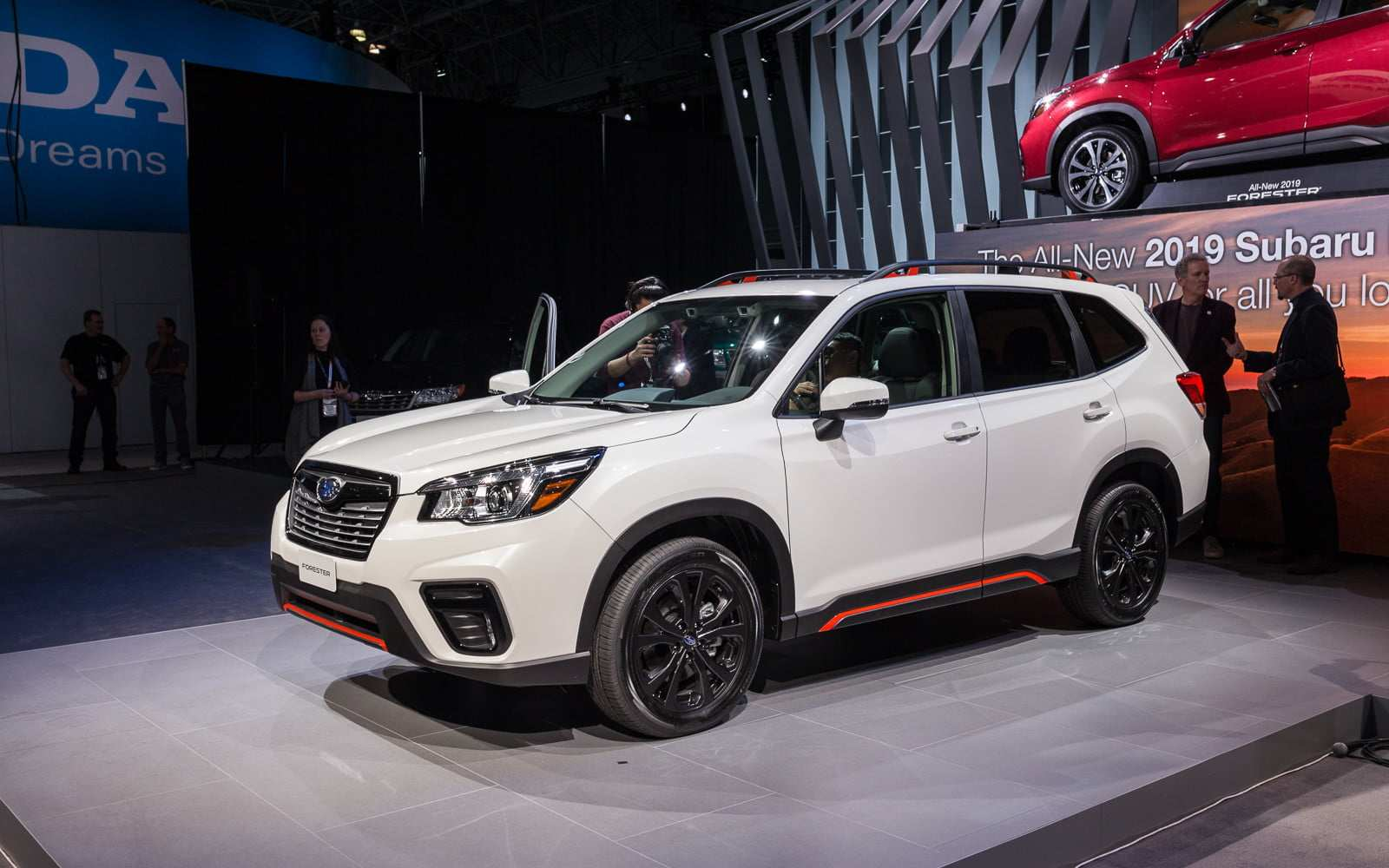 89 The 2019 Subaru Forester Debut Redesign and Concept with 2019 Subaru Forester Debut
