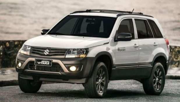 89 The 2019 Suzuki Grand Vitara Price and Review for 2019 Suzuki Grand Vitara