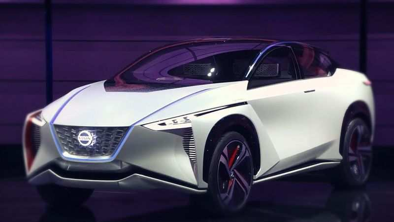 89 The 2020 Nissan Electric Style with 2020 Nissan Electric