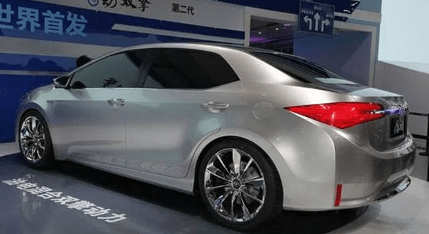 89 The Toyota Gli 2020 Images by Toyota Gli 2020