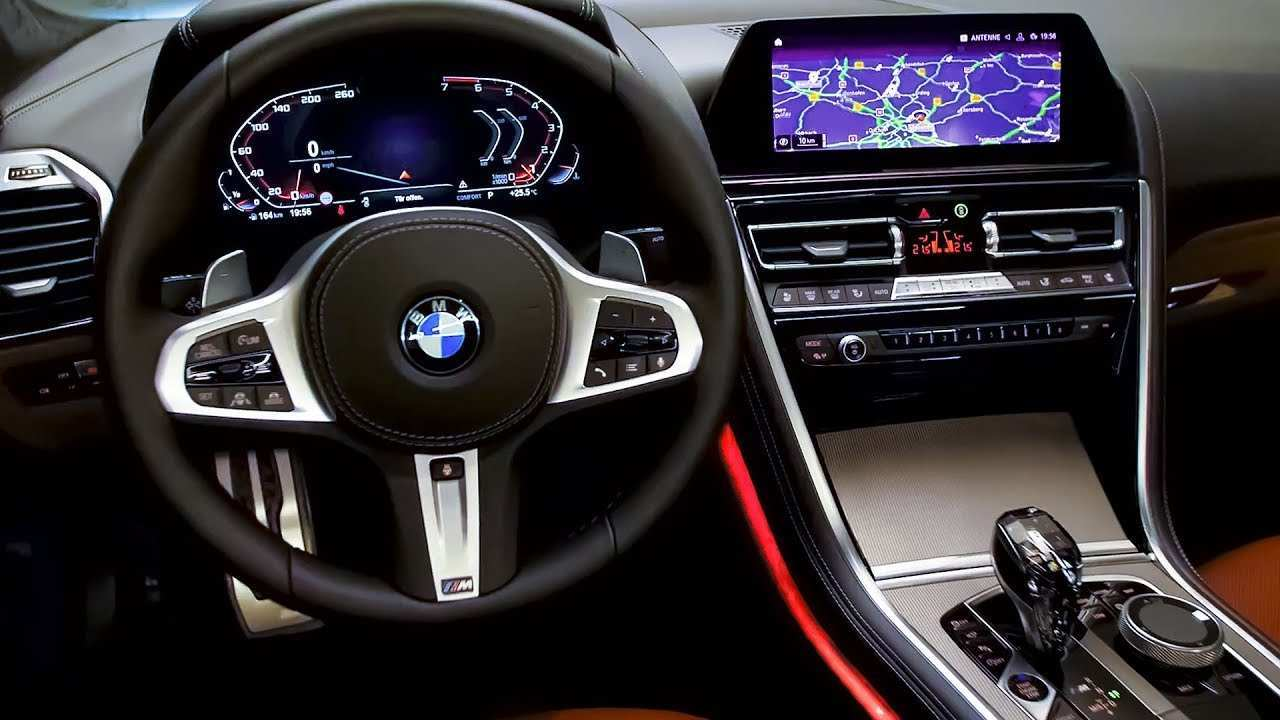 90 All New 2019 Bmw 8 Series Interior Redesign for 2019 Bmw 8 Series Interior