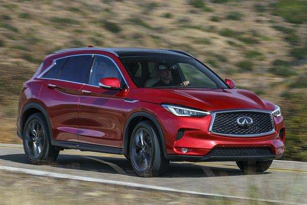 90 All New 2019 Infiniti Crossover Performance and New Engine for 2019 Infiniti Crossover