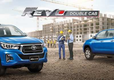 90 All New 2019 Toyota Hilux Facelift Rumors by 2019 Toyota Hilux Facelift