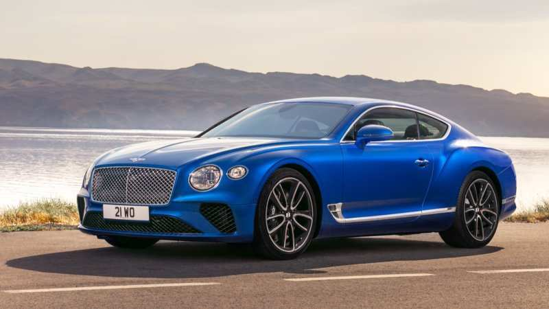 90 All New 2020 Bentley Gt Spesification with 2020 Bentley Gt