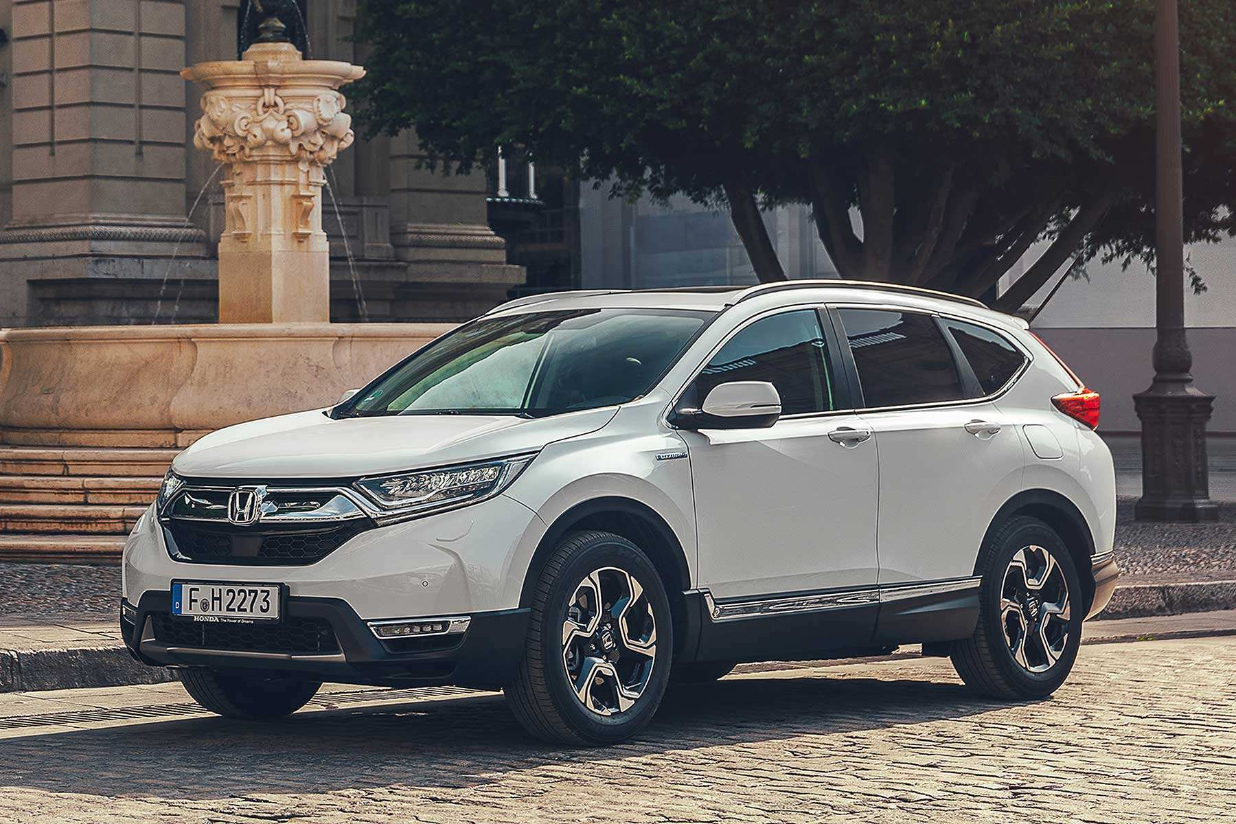 90 All New New 2019 Honda Crv Performance and New Engine by New 2019 Honda Crv