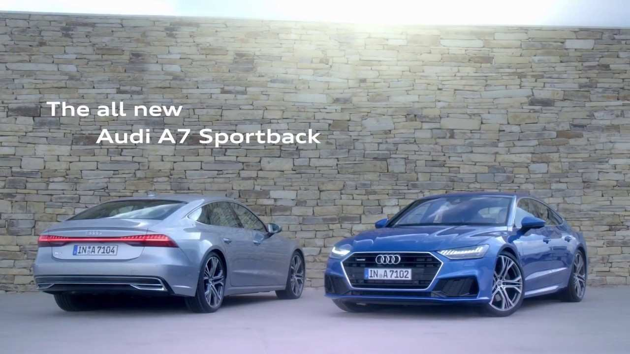 90 Best Review 2019 Audi A7 Debut History by 2019 Audi A7 Debut