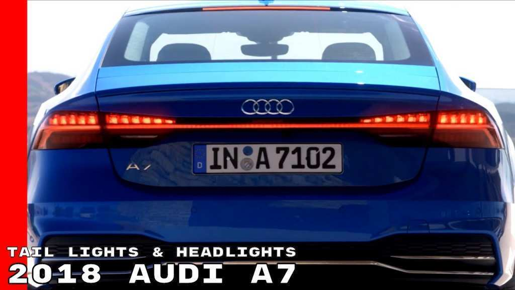 90 Best Review 2019 Audi A7 Headlights Spy Shoot for 2019 Audi A7 Headlights