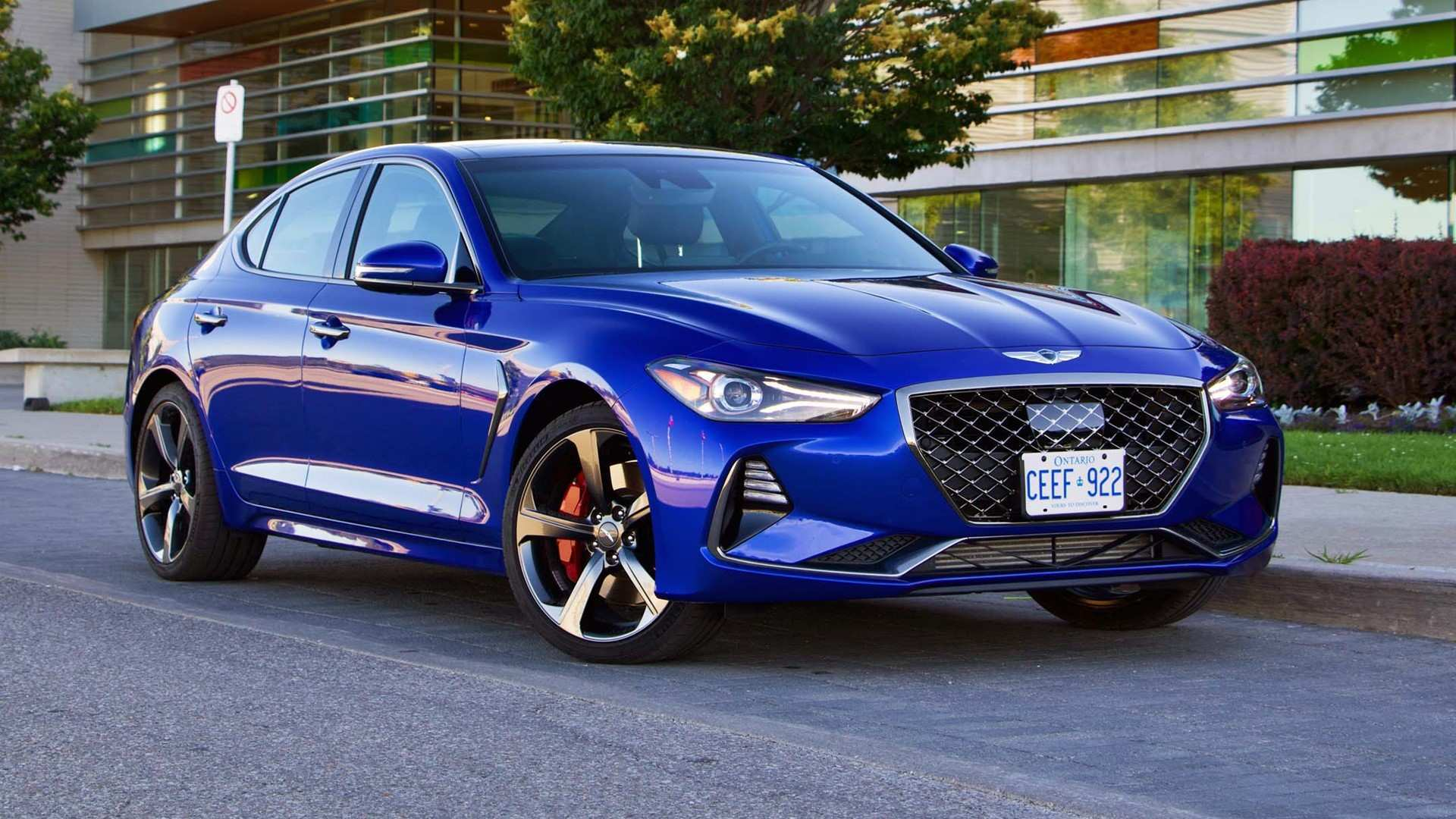 90 Best Review 2019 Genesis G70 Review First Drive with 2019 Genesis G70 Review