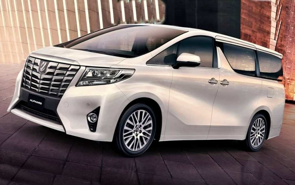 90 Best Review 2019 Toyota Estima Price by 2019 Toyota Estima