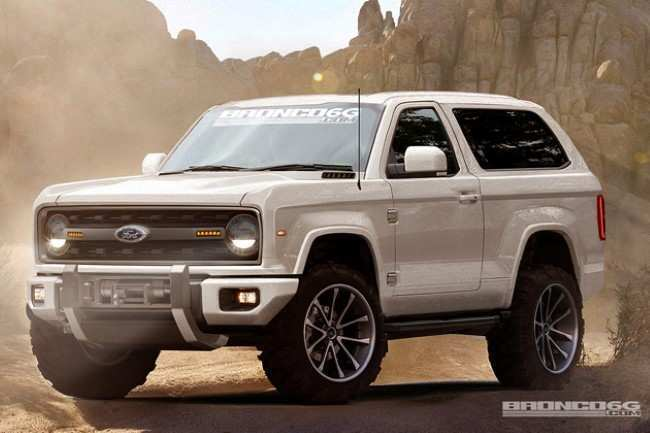 90 Best Review New 2020 Ford Bronco Specs Exterior and Interior with New 2020 Ford Bronco Specs