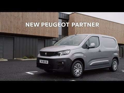 90 Best Review Peugeot Partner 2020 Speed Test with Peugeot Partner 2020