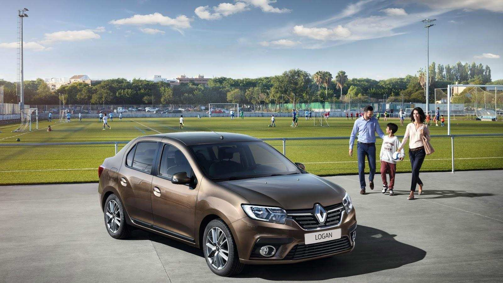 90 Best Review Renault Logan 2020 Release Date by Renault Logan 2020