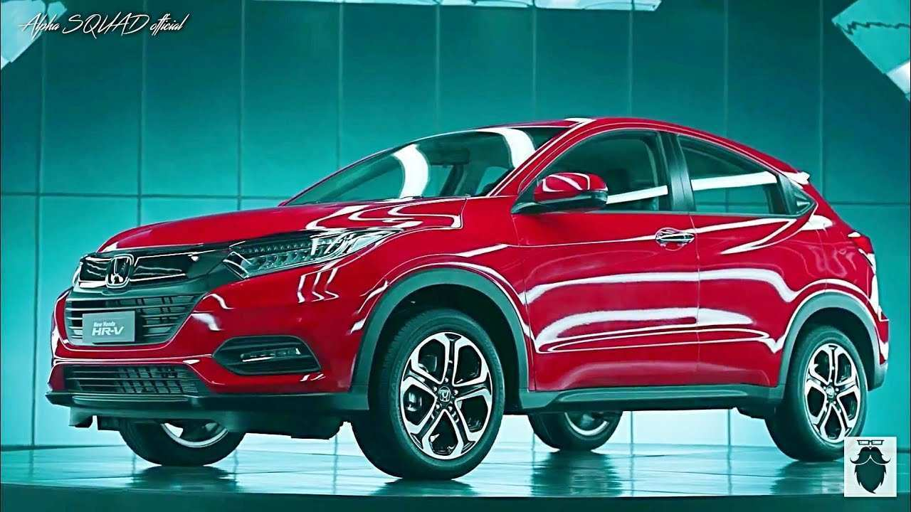 90 Concept of 2019 Honda Vezel Style with 2019 Honda Vezel