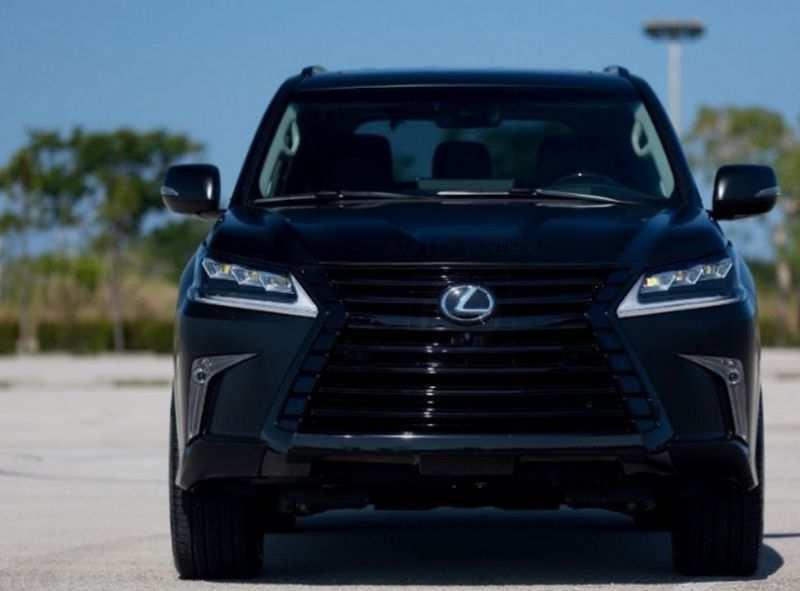 90 Concept of 2019 Lexus Lx 570 Pricing by 2019 Lexus Lx 570