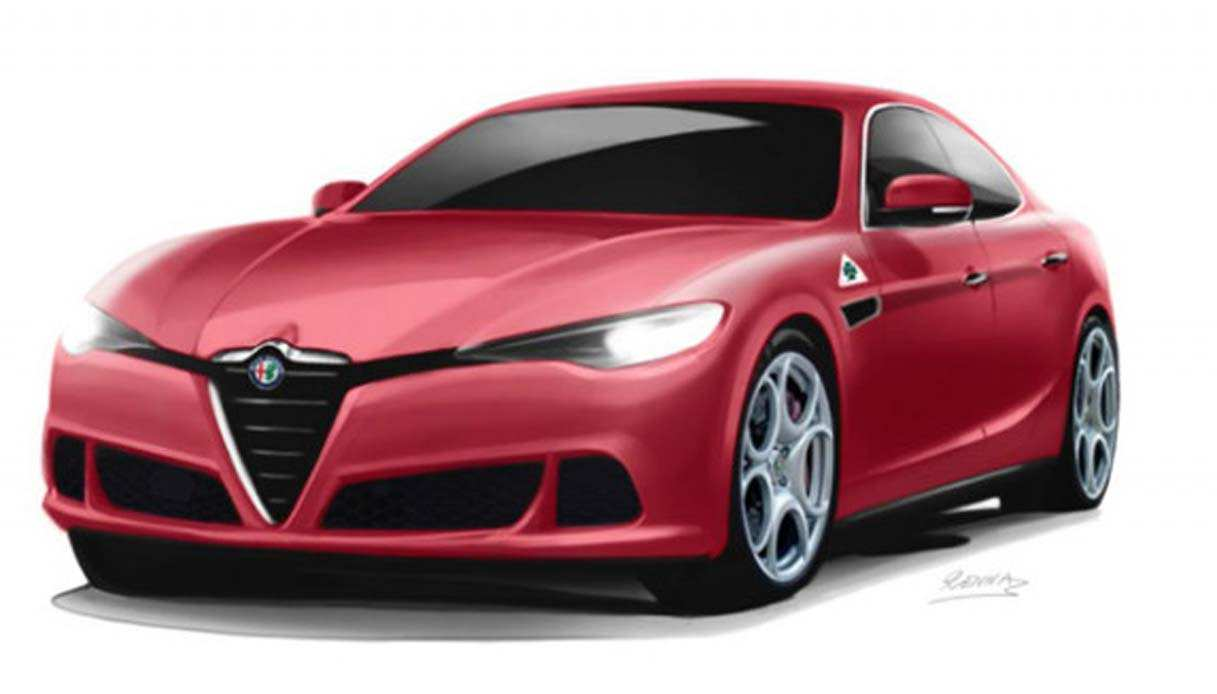 90 Concept of Alfa Alfetta 2020 Configurations for Alfa Alfetta 2020