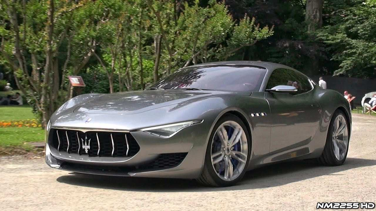 90 Concept of Maserati Elettrica 2019 Redesign and Concept by Maserati Elettrica 2019