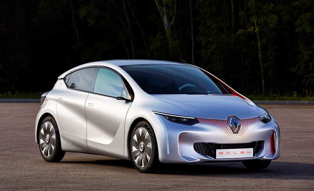 90 Concept of Renault Zoe 2020 Configurations for Renault Zoe 2020