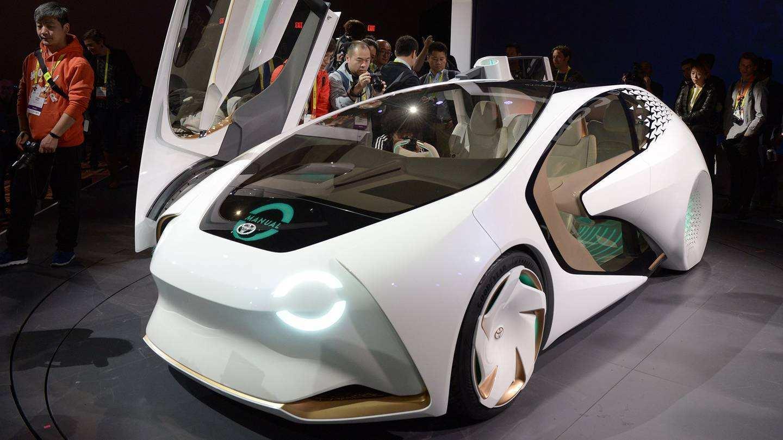 90 Concept of Toyota 2020 Autonomous Driving Configurations by Toyota 2020 Autonomous Driving