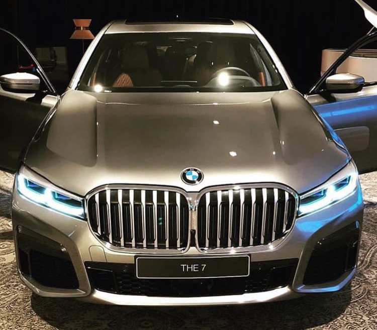 90 Gallery of 2019 Bmw 7 Series Lci Photos by 2019 Bmw 7 Series Lci