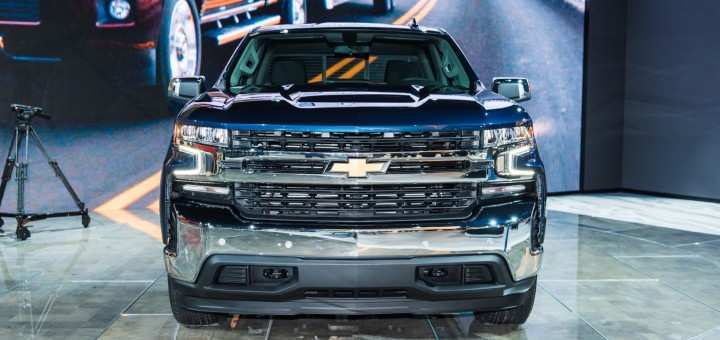90 Gallery of 2019 Chevrolet 1500 Mpg Concept with 2019 Chevrolet 1500 Mpg