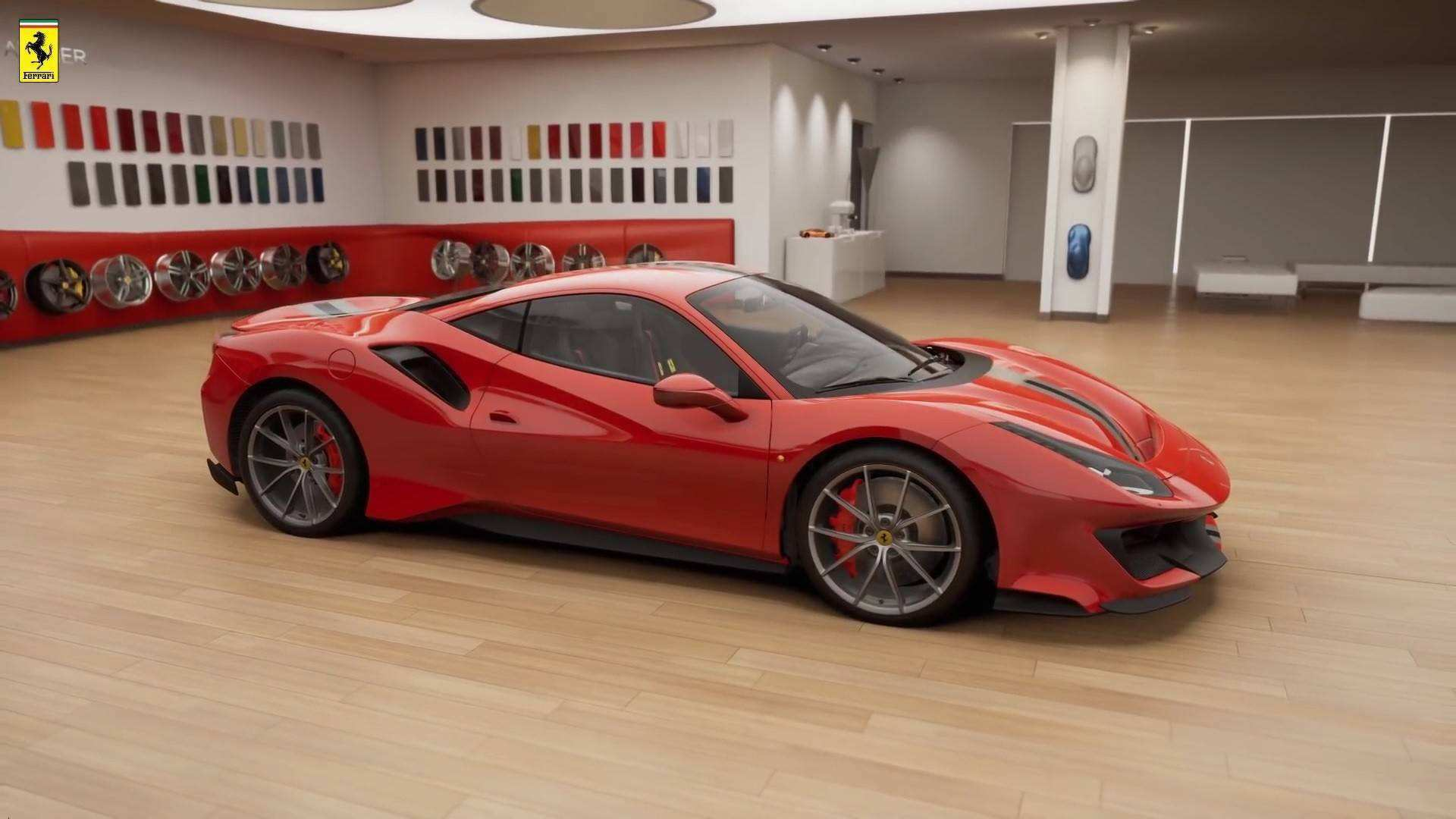 90 Gallery of 2019 Ferrari 488 Pista Review for 2019 Ferrari 488 Pista