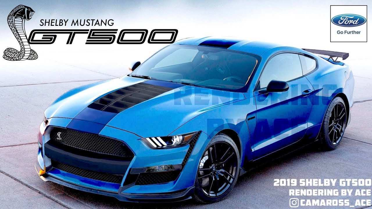 90 Gallery of 2019 Ford Gt 500 Release Date by 2019 Ford Gt 500