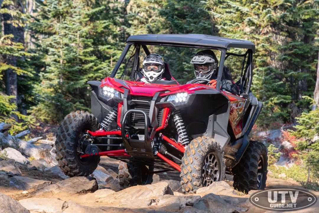 90 Gallery of 2019 Honda Talon Images with 2019 Honda Talon