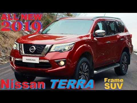 90 Gallery of 2019 Nissan Terra Performance for 2019 Nissan Terra