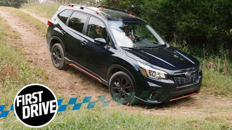 90 Gallery of 2019 Subaru Forester Manual Interior with 2019 Subaru Forester Manual