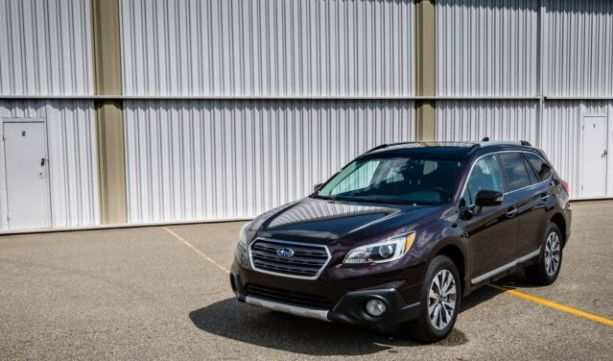 90 Gallery of 2019 Subaru Outback Redesign Specs and Review by 2019 Subaru Outback Redesign