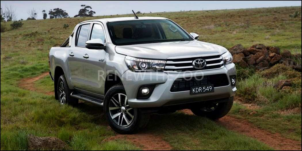 90 Gallery of 2019 Toyota Diesel Hilux Ratings with 2019 Toyota Diesel Hilux