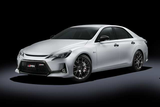 90 Gallery of 2019 Toyota Mark X Performance by 2019 Toyota Mark X
