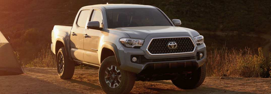 90 Gallery of 2019 Toyota Tacoma Engine Redesign for 2019 Toyota Tacoma Engine