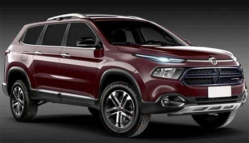 90 Gallery of 2020 Dodge Durango Redesign Concept for 2020 Dodge Durango Redesign