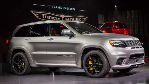 90 Gallery of 2020 Jeep Trackhawk New Concept by 2020 Jeep Trackhawk