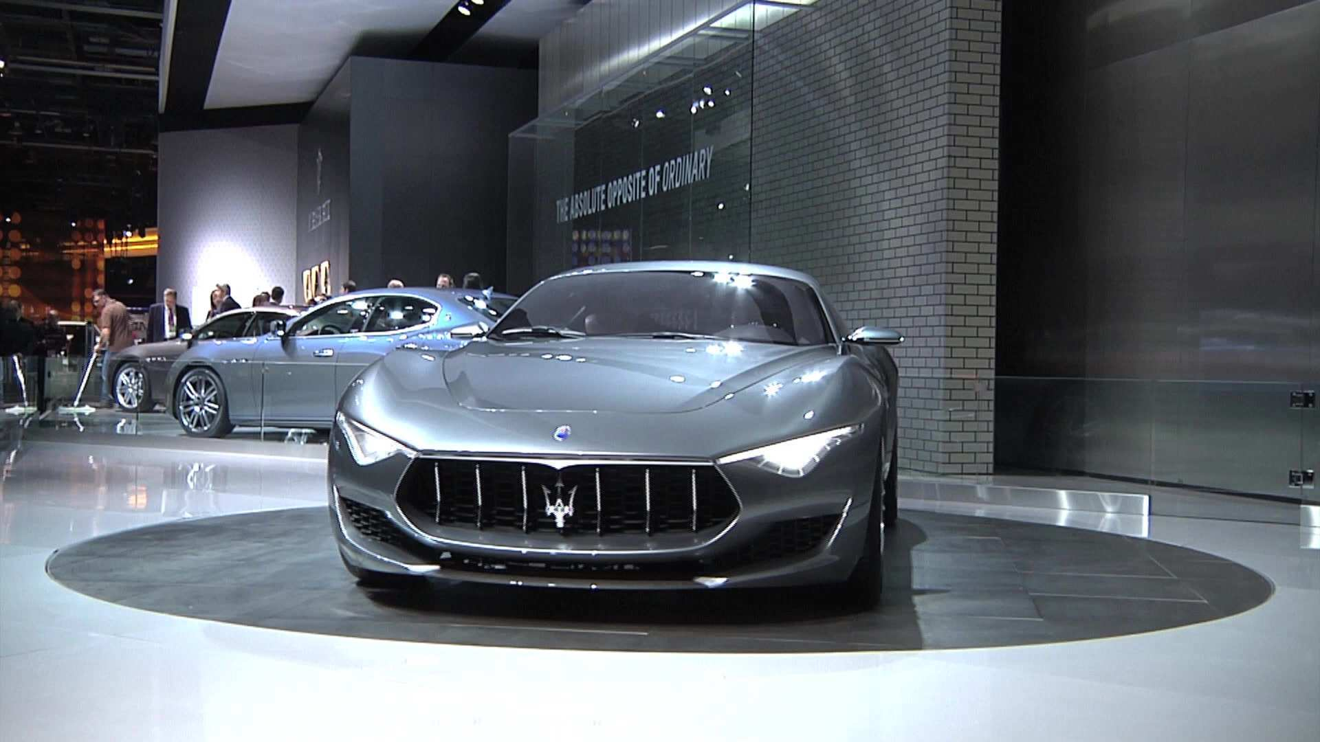 90 Gallery of 2020 Maserati Alfieri Rumors by 2020 Maserati Alfieri