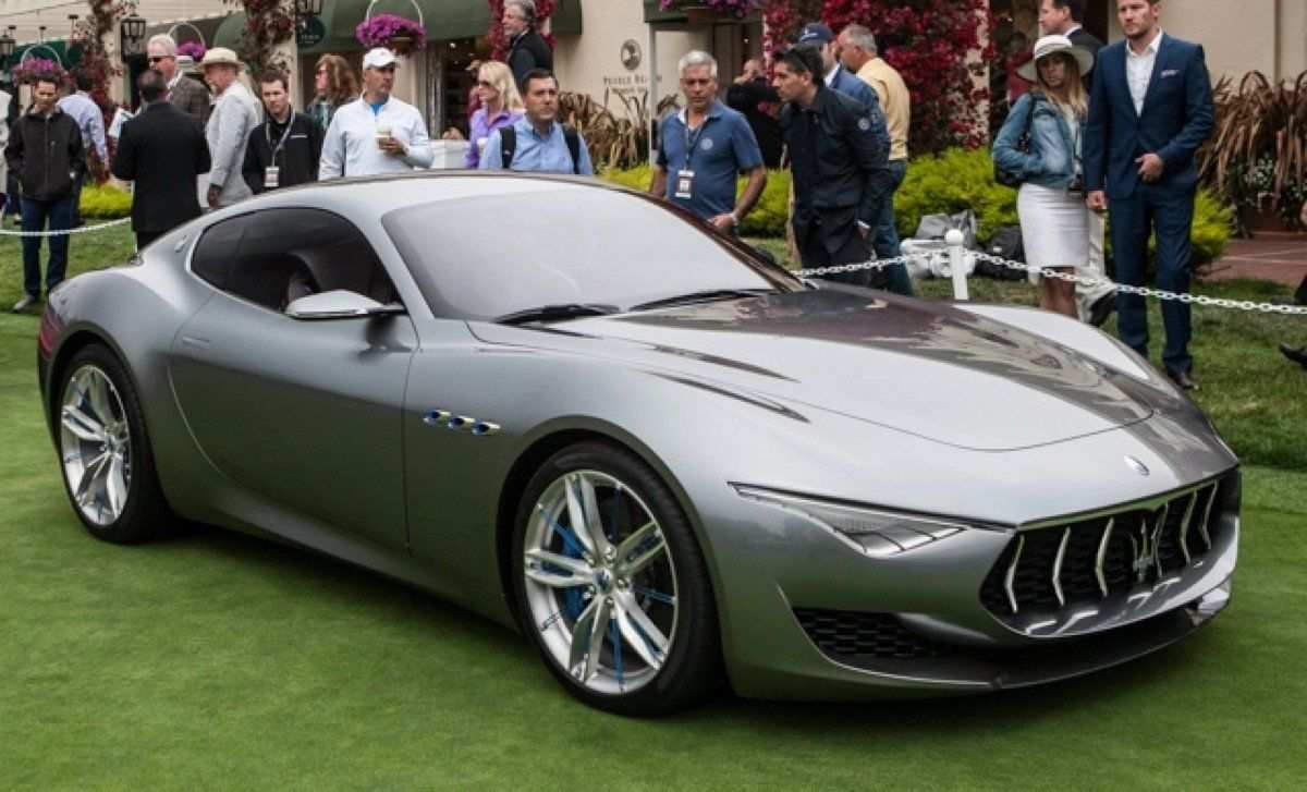 90 Gallery of 2020 Maserati Alfieri Spy Shoot for 2020 Maserati Alfieri