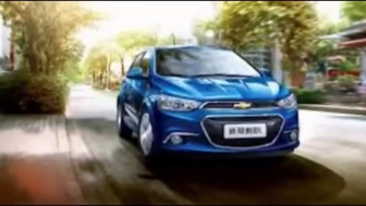 90 Gallery of Chevrolet Aveo 2019 Redesign and Concept for Chevrolet Aveo 2019
