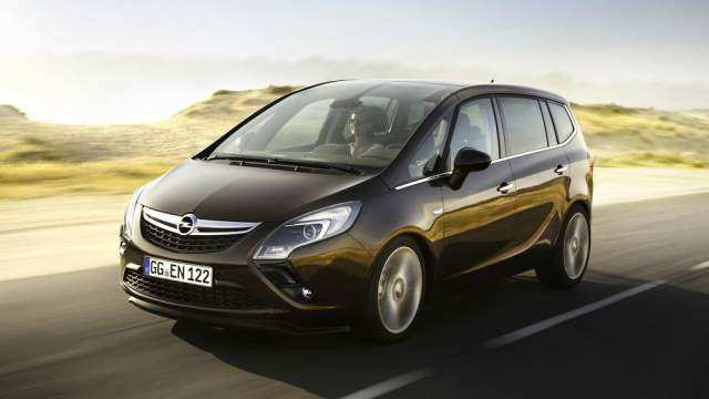 90 Gallery of Opel Zafira 2019 Overview for Opel Zafira 2019