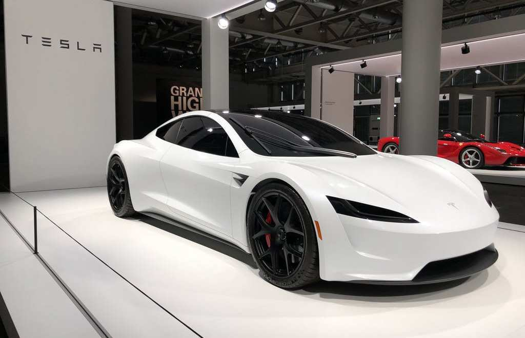 90 Gallery of The 2020 Tesla Roadster First Drive by The 2020 Tesla Roadster