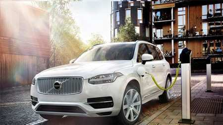 90 Gallery of Volvo 2019 Coches Electricos Style with Volvo 2019 Coches Electricos