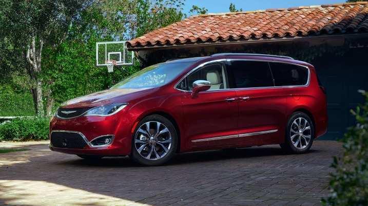 90 Great 2019 Chrysler Minivan New Concept by 2019 Chrysler Minivan