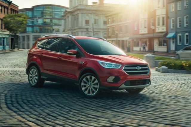 90 Great 2019 Ford Escape Hybrid Speed Test by 2019 Ford Escape Hybrid
