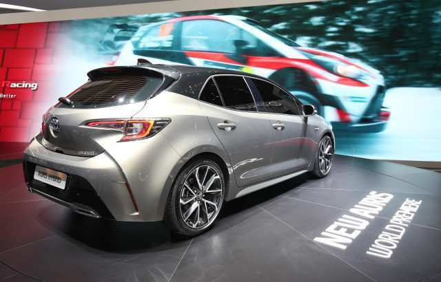 90 Great 2019 New Toyota Corolla Exterior with 2019 New Toyota Corolla