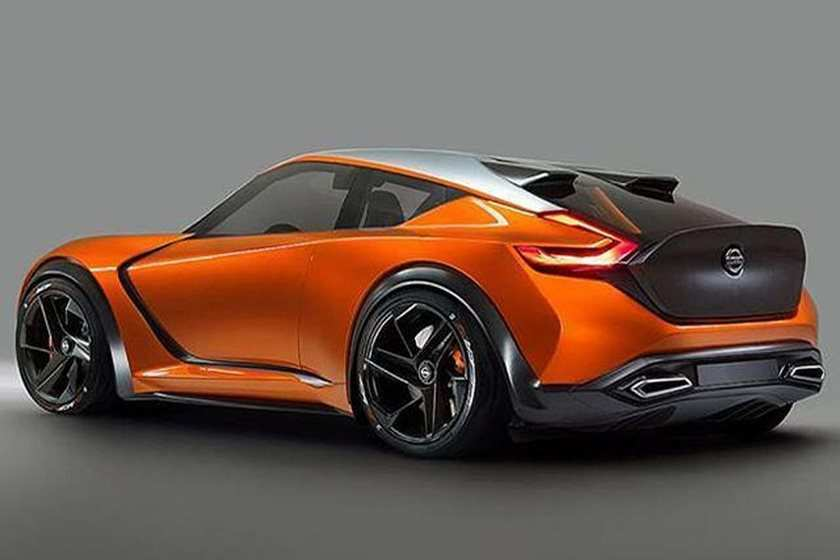 90 Great 2019 Nissan 350Z Redesign and Concept by 2019 Nissan 350Z