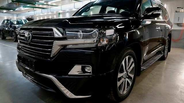 90 Great 2019 Toyota Land Cruiser 300 Redesign with 2019 Toyota Land Cruiser 300