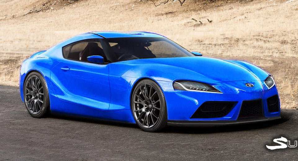90 Great 2019 Toyota Supra Images with 2019 Toyota Supra
